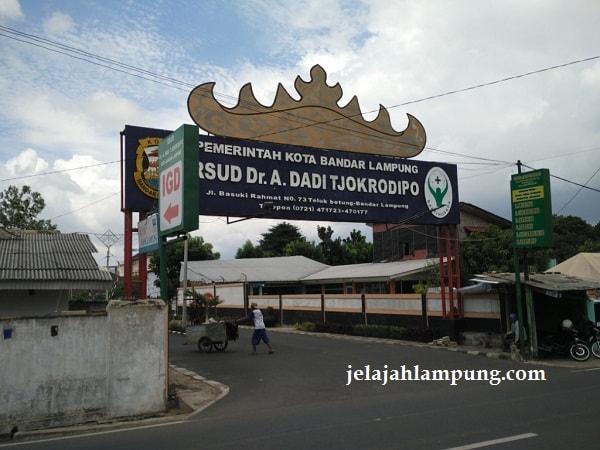 Daftar Rumah Sakit Bandar Lampung Beserta Alamat Nomor Telepon Lungsir