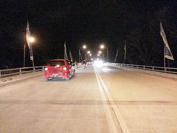Kota Bandar Lampung Jembatan Layang Sultan Agung Ryacudu Lungsir Taman