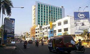 Kota Bandar Lampung Wikipedia Bahasa Indonesia Ensiklopedia Bebas Hotel Horison