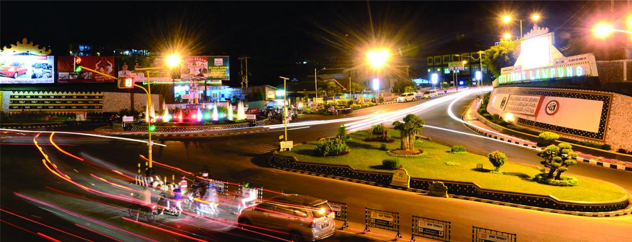 Pemerintah Kota Bandar Lampung Lungsir Taman