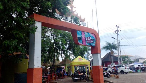 Tempat Nongkrong Asyik Bandar Lampung Empat Lungsir Taman Kota