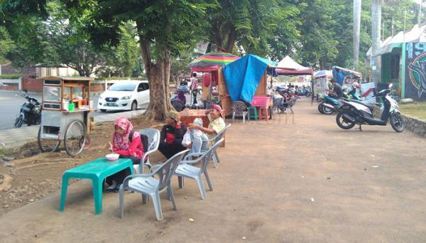 Tempat Nongkrong Muli Mekhanai Bandar Lampung 10 Lungsir Taman Kota