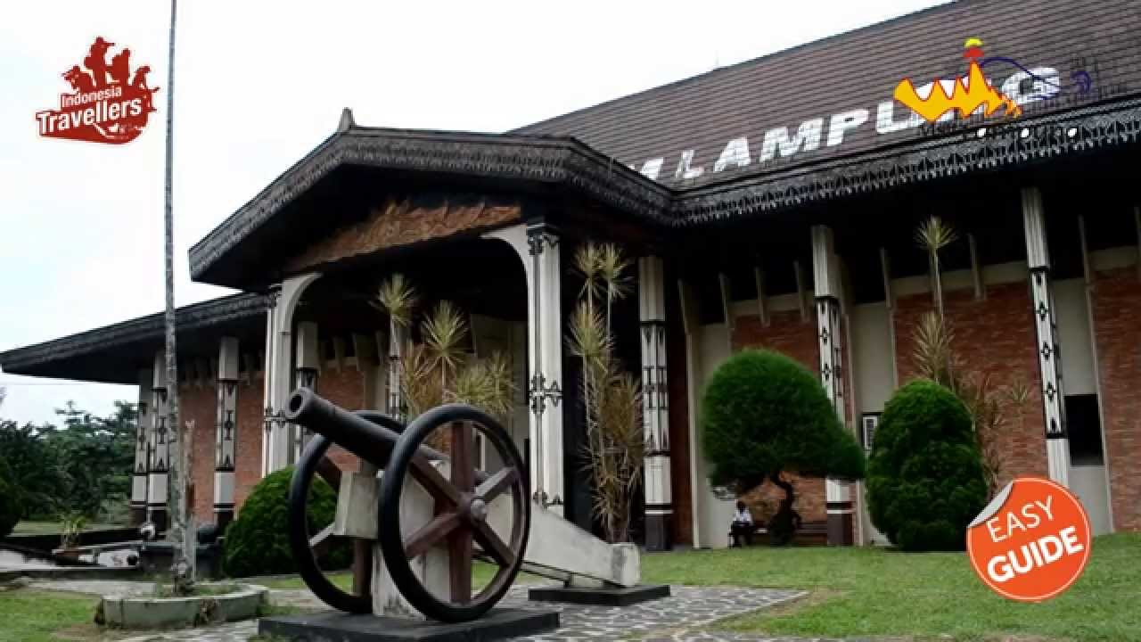 Explore Lampung Museum Ruwa Jurai Bandarlampung Easy Guide Youtube Musium