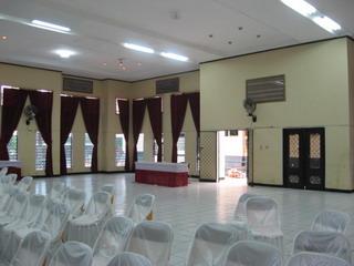 Gedung Auditorium Museum Negeri Propinsi Lampung Budaya Terletak Jalan Zainal