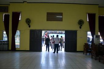 Gedung Auditorium Museum Negeri Provinsi Lampung Budaya Berikut Foto Diambil