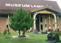 Indonesia Tourism Museum Lampung Bandar Musium Kota