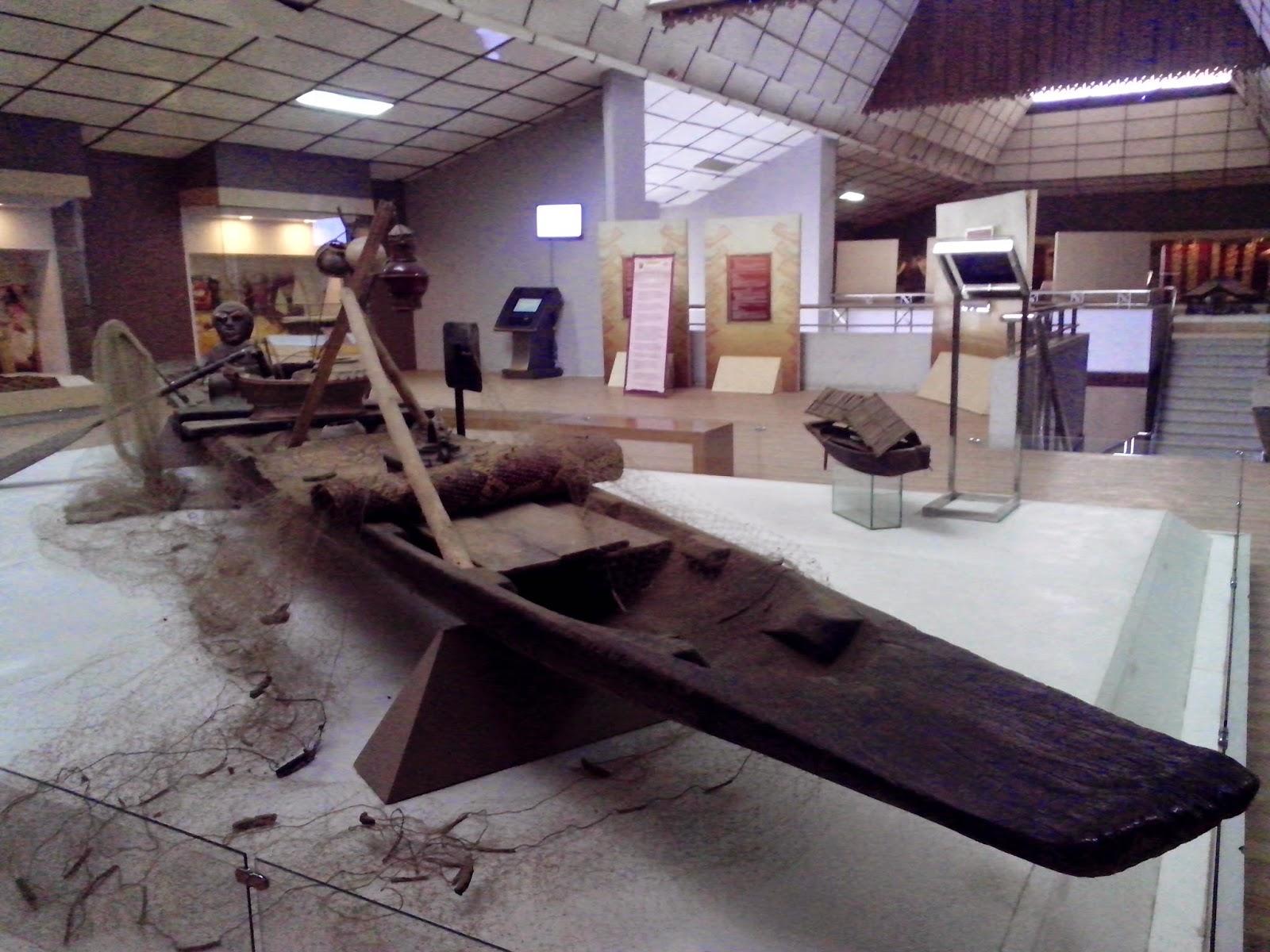 Lampung Traveller Jalan Museum Eh Nemu Perahu Jung Berbagai Anekdot