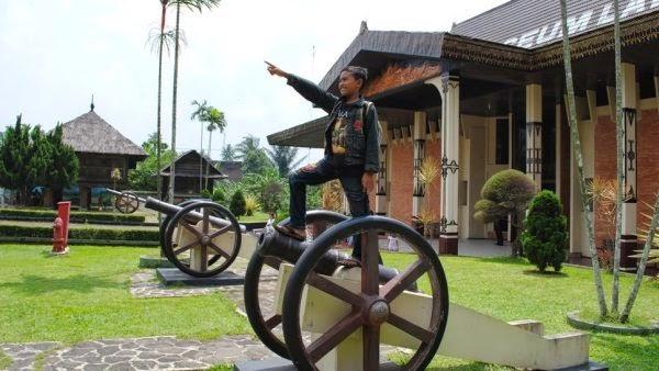 Menapaki Jejak Lampau Museum Lampung Kota Kalianda Musium Bandar