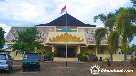 Mendadak Mengecap Sejarah Museum Ketransmigrasian Lampung Omnduut Kab Pesawaran Musium