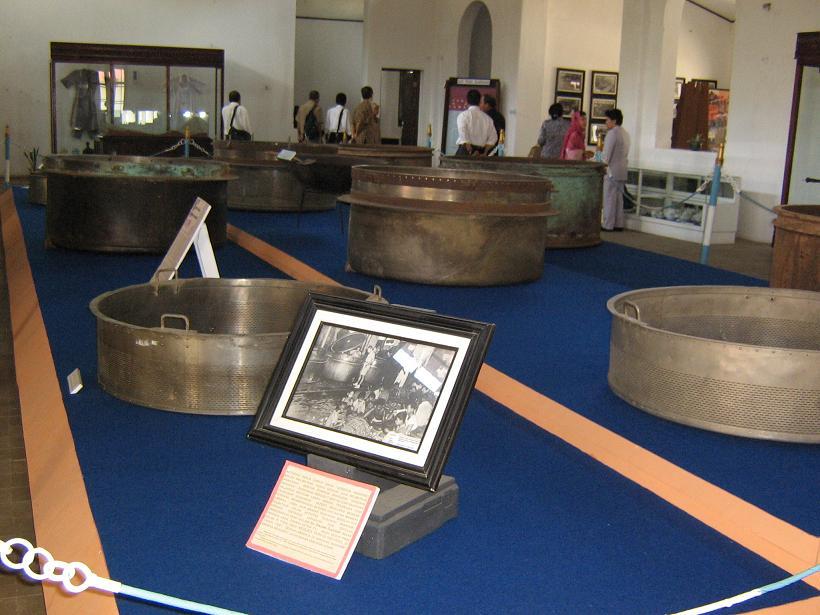 Museum Goedang Ransoem Persatuan Perbedaan Iklan Musium Lampung Kota Bandar