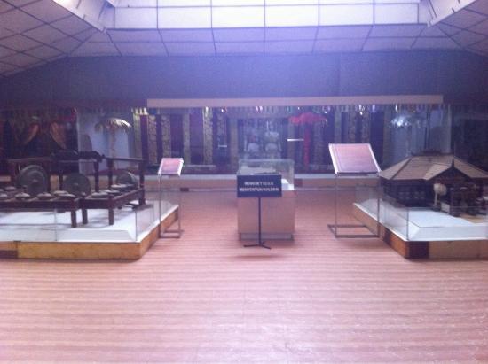 Museum Lampung Bandar Indonesia Review Musium Kota