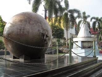 Museum Lampung Budaya Musium Kota Bandar