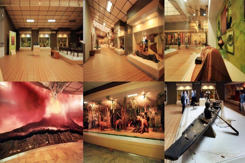 Museum Lampung Kota Bandar Kamera Budaya Koleksi Musium