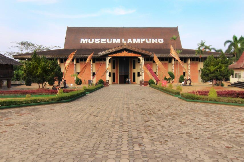 Museum Lampung Kota Bandar Kamera Budaya Negeri Mengabadikan Perjalanan Sejarah