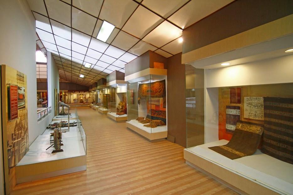 Museum Lampung Melihat Sejarah Surgakita Foto Share Facebook Musium Kota