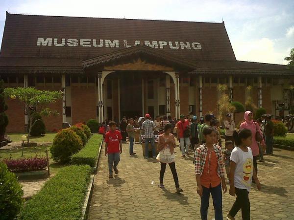 Museum Lampung Terima Mobil Bioskop Keliling Kemendikbud Uptd Musium Kota