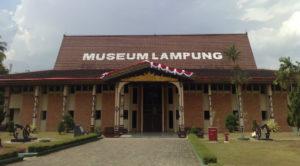 Museum Lampung Terletak Jl Pagaralam 5 Bandar 7km Pusat Kota