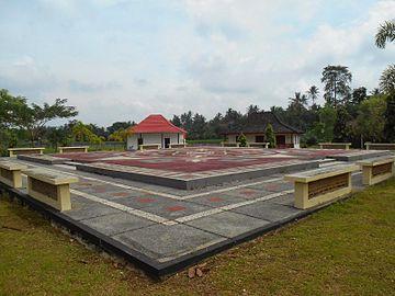 Museum Nasional Ketransmigrasian Terdapat Provinsi Lampung Lapangan Anjungan Jawa Tengah
