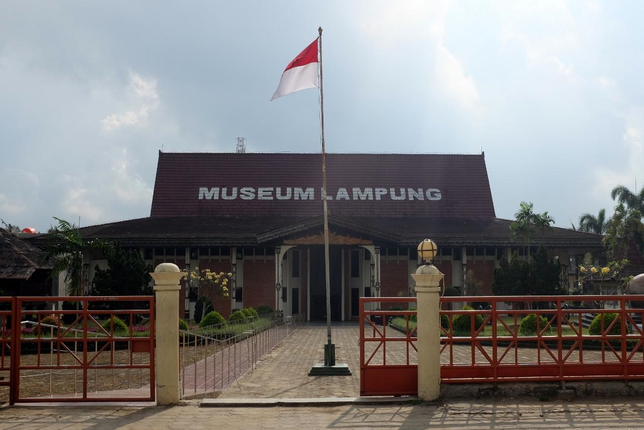 Museum Negeri Lampung Ruwa Jurai Bandar Eat Food Place Story