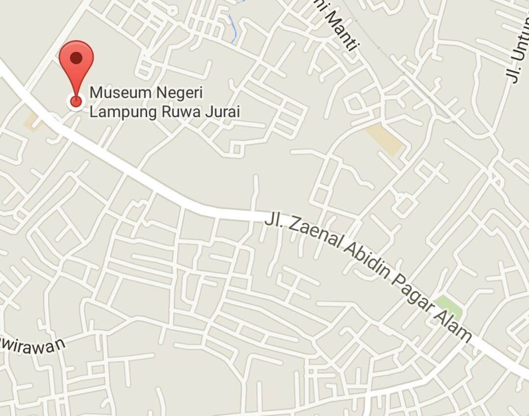 Museum Negeri Lampung Ruwa Jurai Bandar Eat Musium Kota