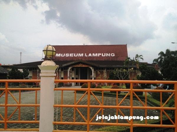 Sih Museum Lampung Musium Kota Bandar