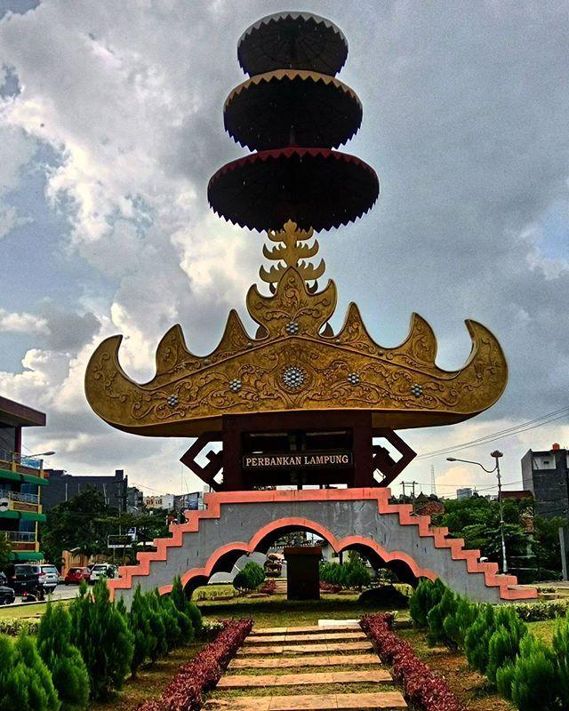 Tempat Wisata Lampung 12 Cantik Kota 69 Monumen Seger Musium