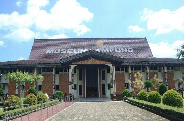 Tempat Wisata Lampung 12 Cantik Kota 70 Museum Musium Bandar