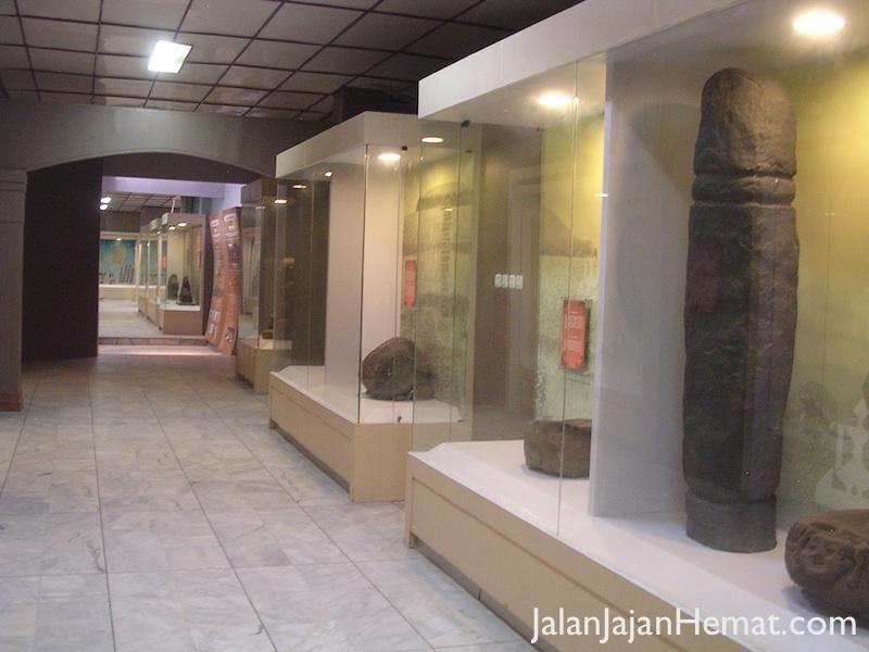 Tempat Wisata Lampung Jalan Jajan Hemat Koleksi Museum Lantai 1