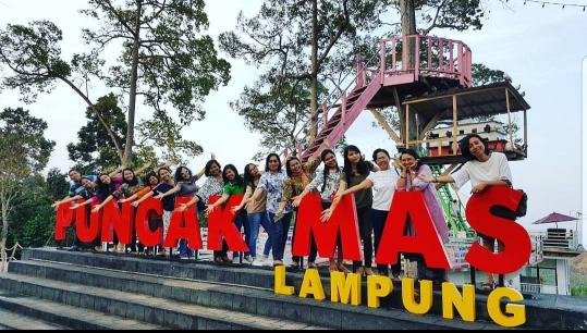 Keluhan Tarif Wisata Puncak Mas Bandar Lampung Mahal Berita Viral