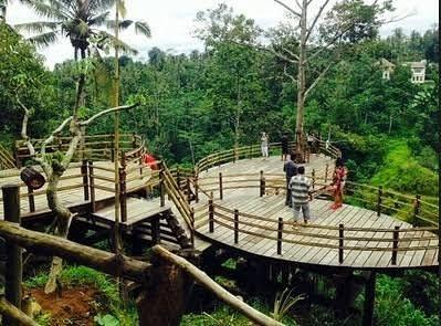 Mengintip Puncak Mas Sukadanaham Tempat Wisata Bandar Lampung Fasilitas Kota