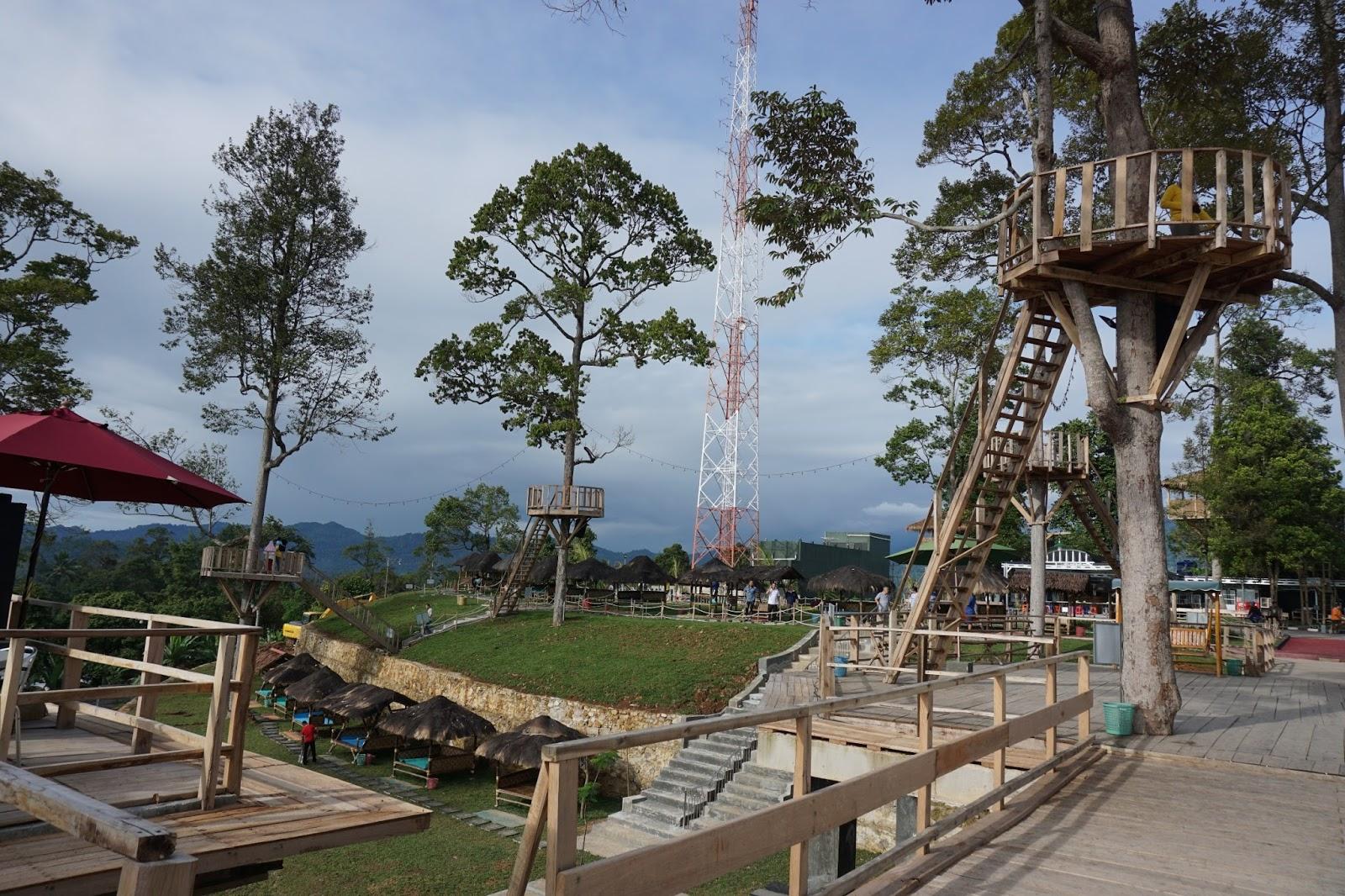 Menikmati Kota Bandarlampung Puncak Mas Lampungupdate Bandar Lampung