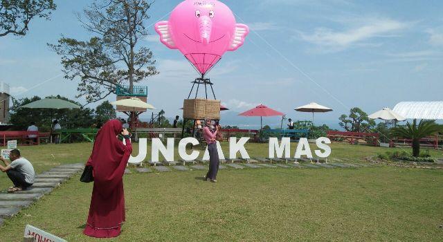Puncak Mas Duajurai Bandar Lampung Meski Memiliki Keunggulan Pemandangan Alam
