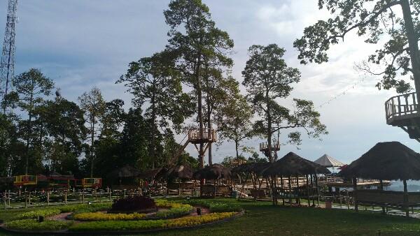 Puncak Mas Hits Bandar Lampung Pejalan Santai Kita Bisa Memilih