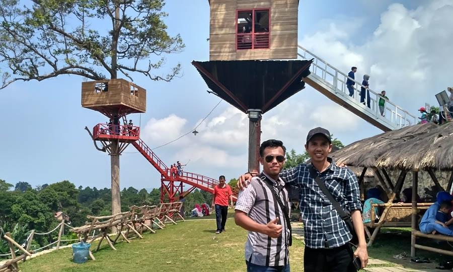 Puncak Mas Lampung Citrani Wisata Bagi Penasaran Berkunjung Ketempat Melalui