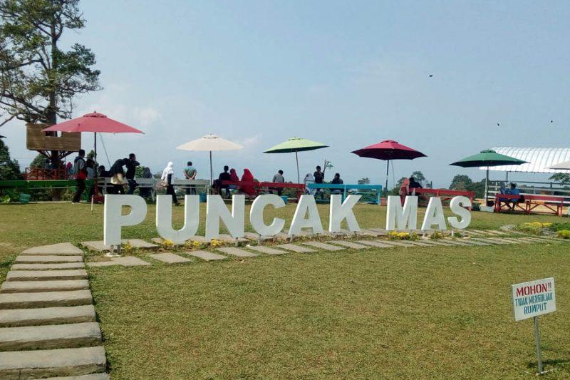 Puncak Mas Lampung Citrani Wisata Kota Bandar
