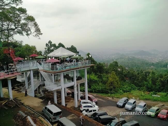 Puncak Mas Lampung Sukadanaham Bikin Klepek View Melihat Kota Bandar