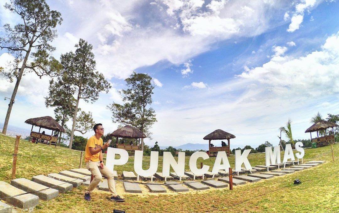 Puncak Mas Sukadanaham Wisata Lampung Jadi Buah Bibir Namanya Lokasi