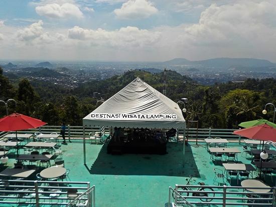 Tour Wisata Lampung Eloratour City Puncak Mas Sukadanaham Bandar Foto