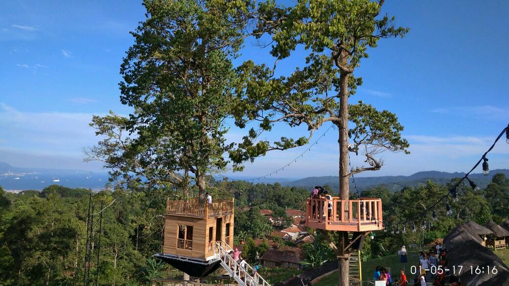 Wisata Alam Puncak Mas Lampung Vebma Kota Bandar
