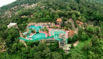 Wisata Puncak Mas Sukadanaham Lampung Info Lengkap Lembah Hijau Populer