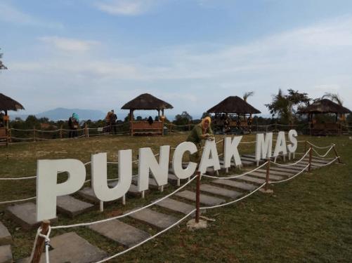 Wisata Puncak Mas Sukadanaham Lampung Kota Bandar