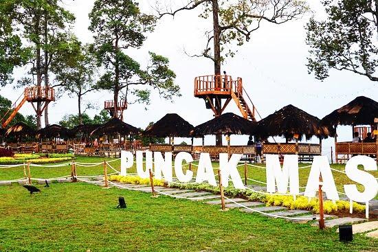 Wisata Puncak Mas Triplampungkuparadise Lampung Didirikan 2017 Tempat Sebenarnya Cocok