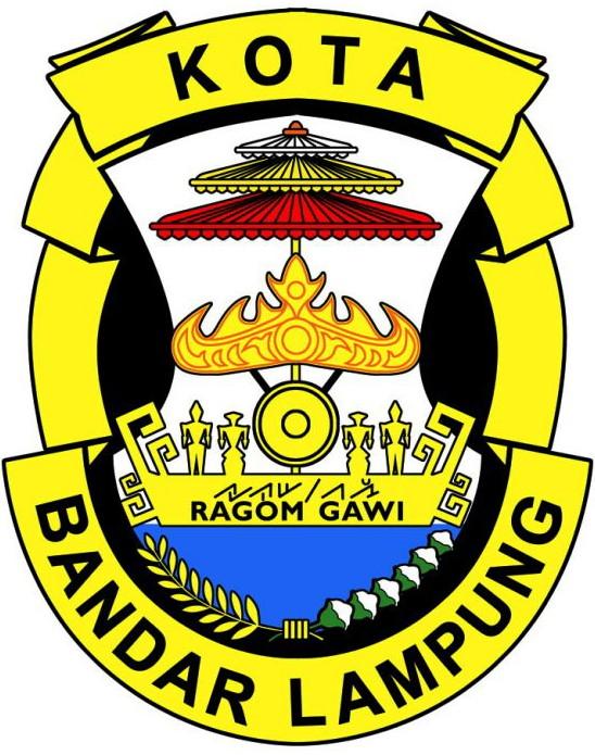 Bumi Ruwa Jurai Logo Kota Bandar Lampung Arti Lambang Ibukota