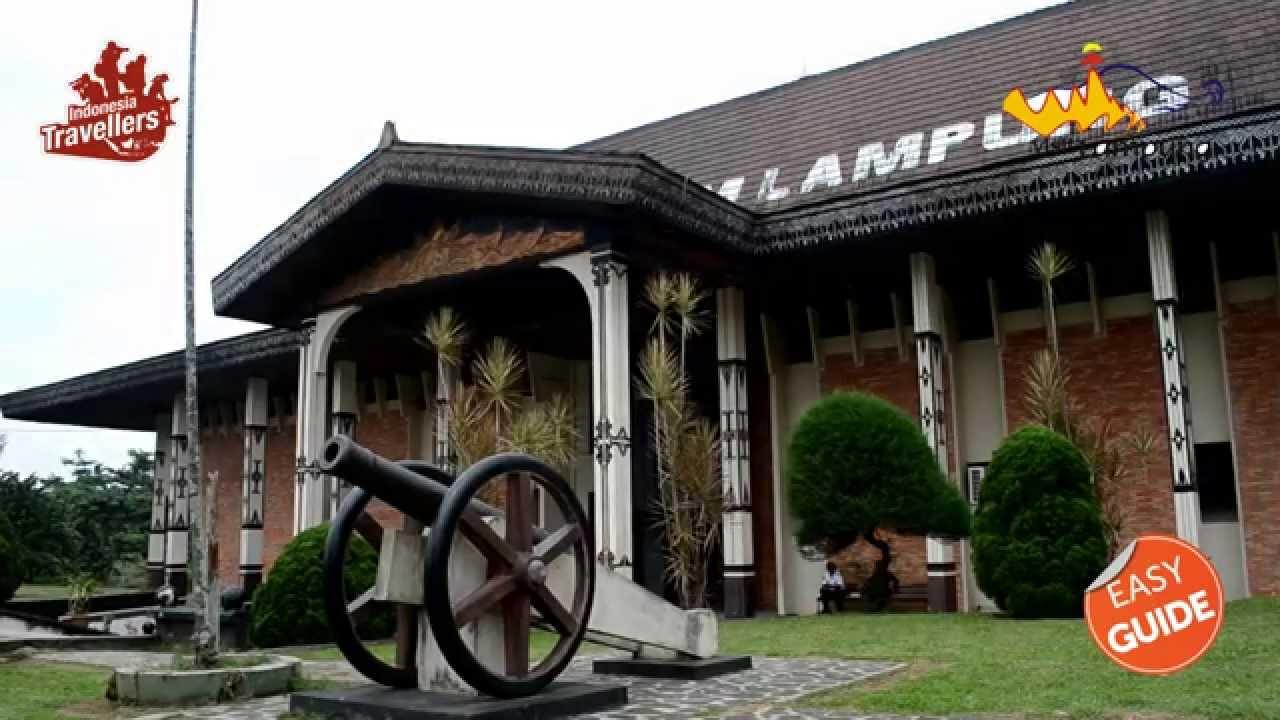 Explore Lampung Museum Ruwa Jurai Bandarlampung Easy Guide Youtube Kota