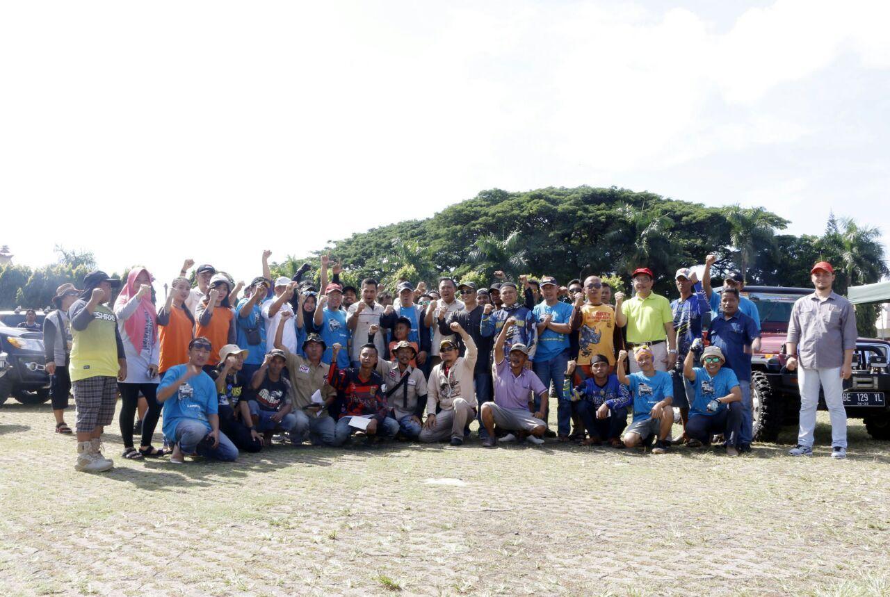Jelajah Sai Bumi Ruwa Jurai Ajang Promosi Pariwisata Lampung Wakil