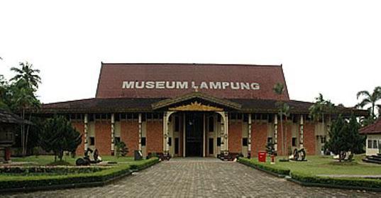 Museum Lampung Wikipedia Bahasa Indonesia Ensiklopedia Bebas Ruwa Jurai Kota