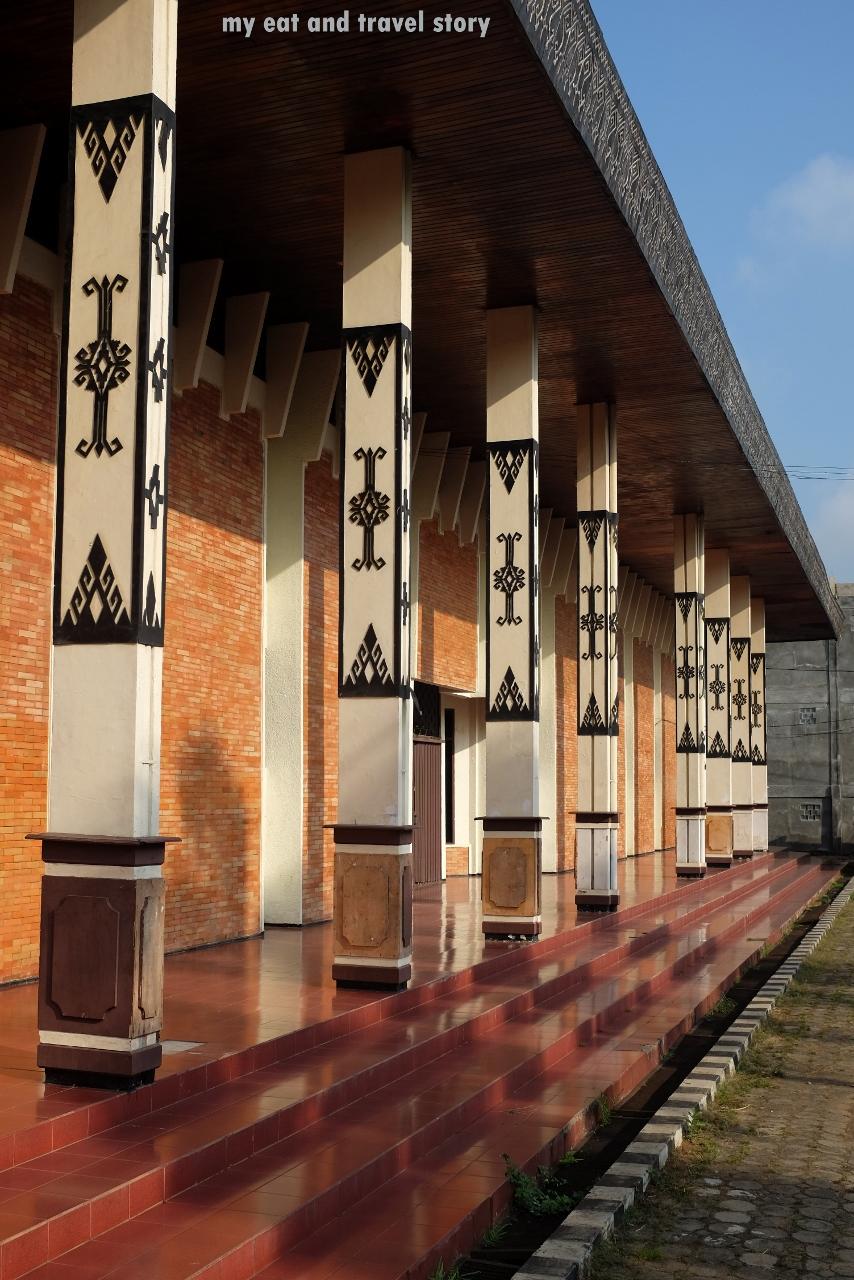 Museum Negeri Lampung Ruwa Jurai Bandar Eat Dscf5413 854x1280 Kota