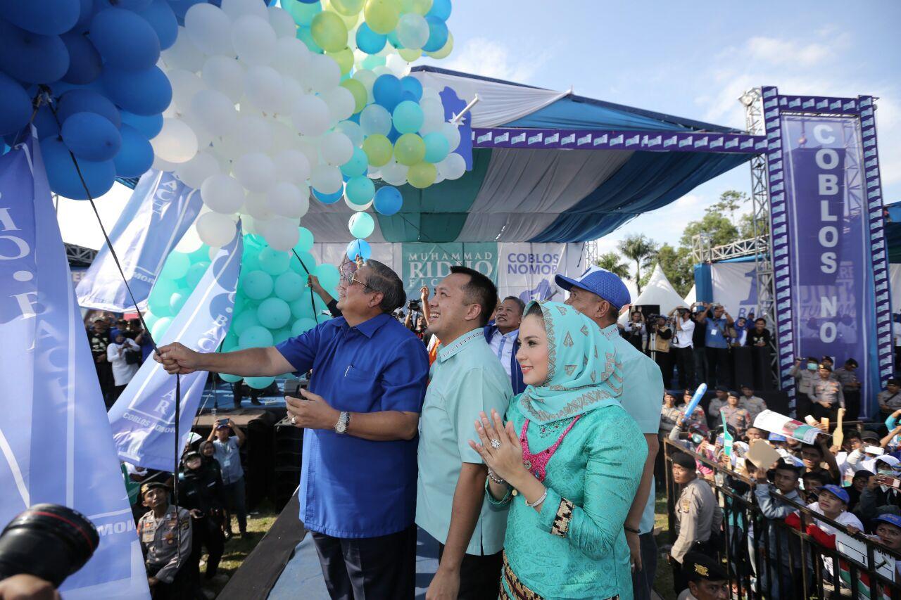 Pesan Sby Masyarakat Ruwa Jurai Medsos Lampung Metro Menjelang Pesta