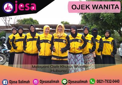 Solusi Ngojek Bagi Wanita Kota Bandar Lampung Kampus Iklan Ruwa
