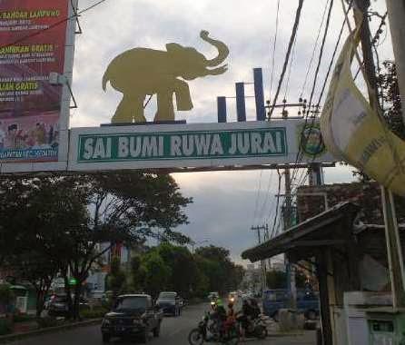Suntan Raja Tuan Sai Bumi Ruwa Jurai Kota Bandar Lampung